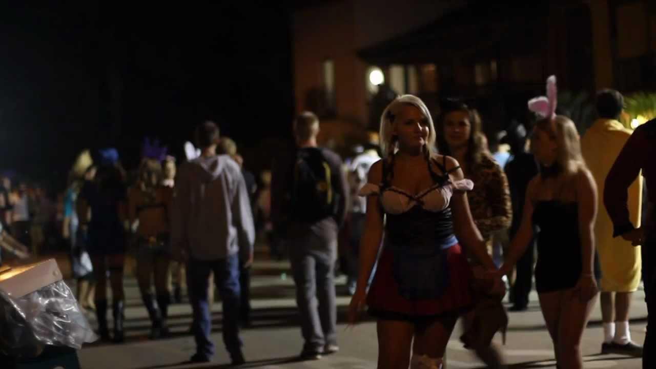 Ucsb Halloween ISLA VISTA SANTA BARBARA
