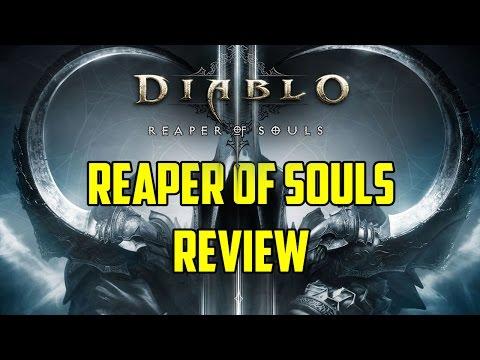 Diablo 3 - Reaper of Souls Review by Moldran