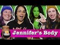 "Drunk Lesbians Watch ""Jennifer's Body"" (Feat. Ashly Perez & Brittany Ashley)"