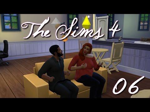 The Sims 4 Lp #06: Tessy Curvy, l'amie de Pancake