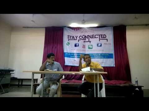 Believer & jolly?/Life-partner choice?/Porn again? - Duke Jeyaraj (English to Tamil)