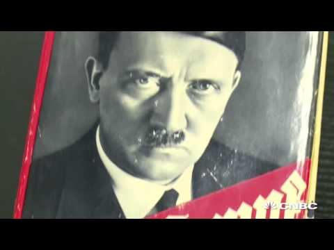 Annotated Hitler's Mein Kampf sells out in Germany   CNBC International