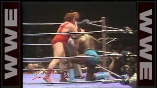 Bobo Brazil vs. Gashouse Gilbert - WWE U.S. Heavyweight Championship Match: MSG, Oct. 25, 1976