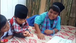 Behind The Scene (BTS) Azkal,  Fadly dan Ilham suting edisi Ngabuburit Ramadhan #BTS