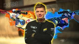 How INSANE Is NAVI's CS:GO INVENTORY? (S1mple, Edward, Flamie, Zeus and Electronic!)