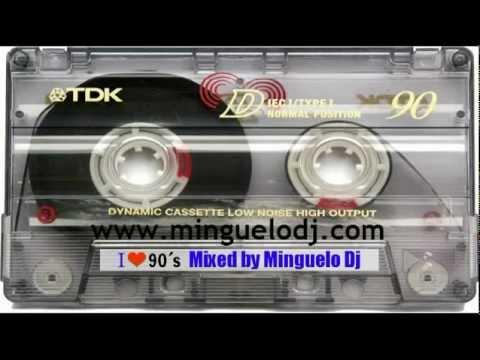 Minguelo Dj - Sesion Clásicos Dance de los 90´s - Música Retro-Remember (Bacalao)