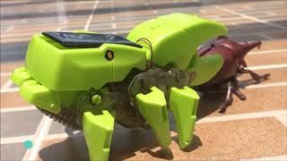 4 In 1 Solar Power Robot STEM Toy