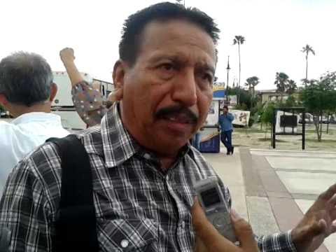 Hermosillo, Sonora: En apoyo a estudiantes masacrados de Ayotzinapa