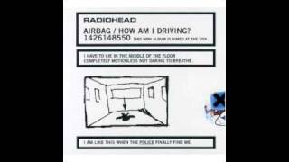 Watch Radiohead Pearly video