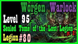 Pursuing the Black Harvest... pt #2! WEP #80 [Legion World of Warcraft Let