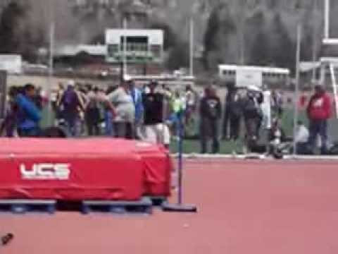 Joshua Canchola From Wasson High School Clears 6ft On 2nd Attempt
