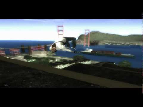 GTA SA 3Run Mod Test