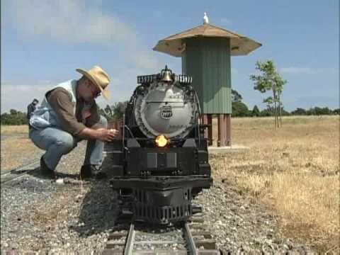 Union Pacific 3977 4 6 6 4 Challenger Class Live Steam