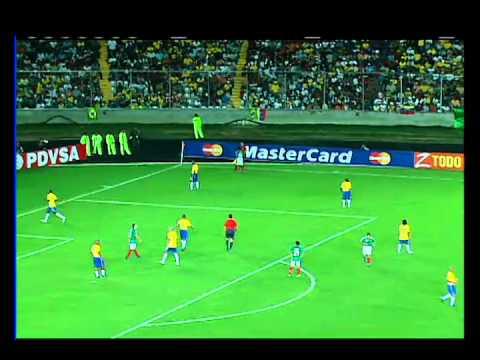 Brasil x Mexico (second half) - Copa America GROUP B - 27/06/2007