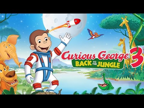 Watch Curious George 3: Back To The Jungle (2015) Online Free Putlocker