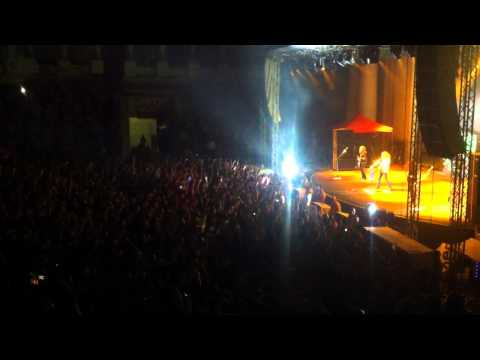 Megadeth - Skin O' My Teeth @ Arenele Romane - Bucuresti