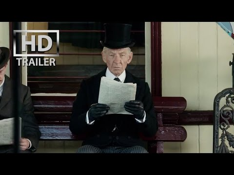 Mr. Holmes | official teaser trailer (2015) Sir Ian McKellen Bill Condon
