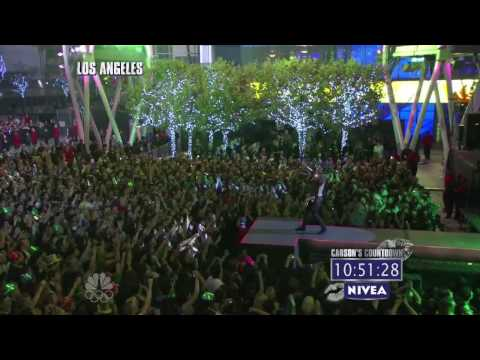 Green Day- Minority- New Year's Eve with Carson Daly- HD