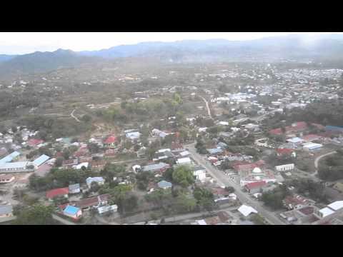 Kota Palu dari udara @GA 0670