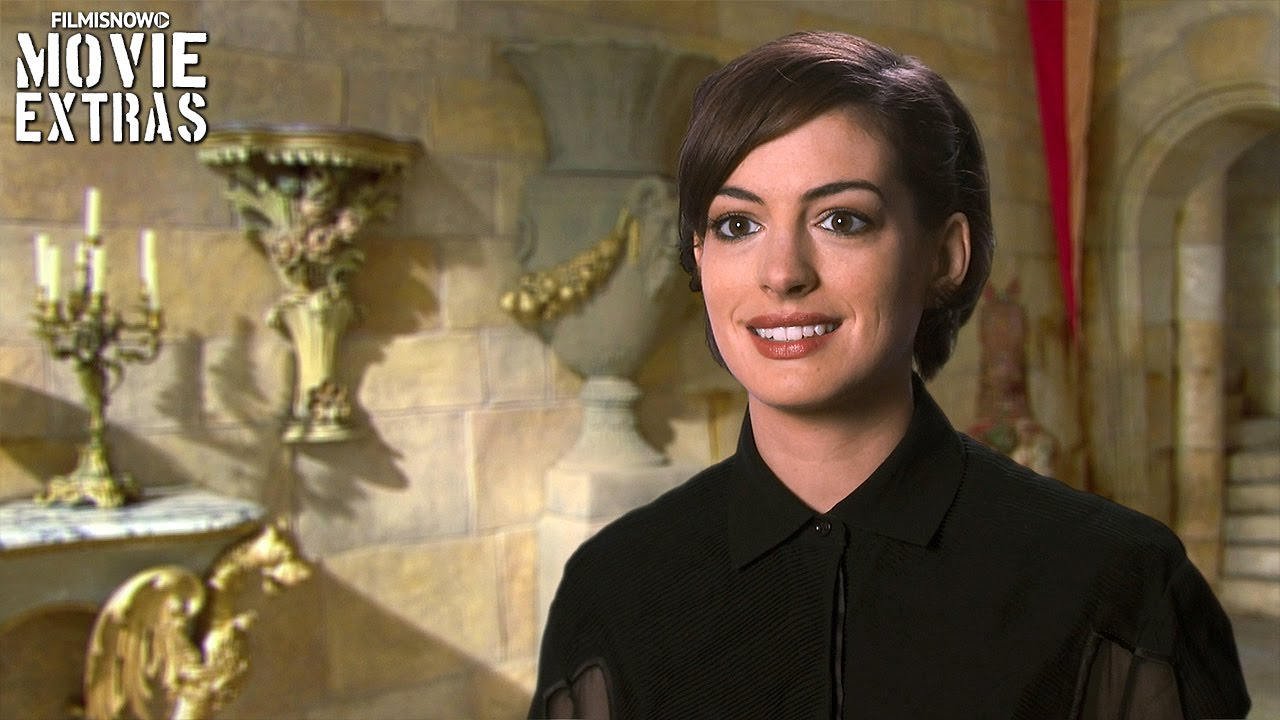 Alice Through the Looking Glass | On-set with Anne Hathaway 'White Queen' [Interview]