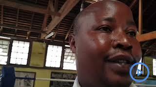 "Former Kenya Police boxer Patrick Theuri ""Chafua Chafua"" launches Nyeri Boxing club"