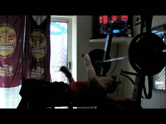 Gym  training week 1