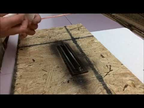 How To Weather model railroad track - Very Easy!!!