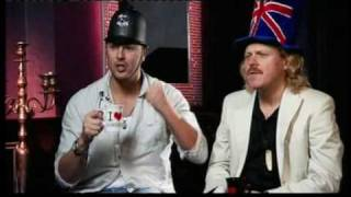 Keith Lemon Paddy McGuinness Dirty Dancing  Final