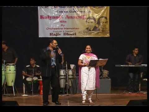 Tera Saath Hai Kitna Pyara - Janbaaz - Rajiv and Komal. wmv