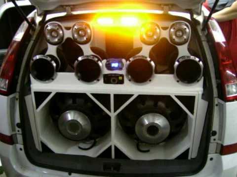 car power system meriva