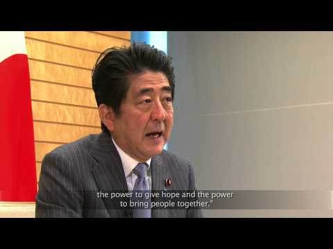 Japanese President Shinzo Abe hopes Tokyo 2020 will leave lasting legacy in Paralympic Movement