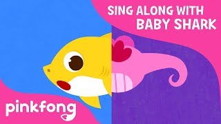 Have You Ever Seen Shark's Tail? | Sing Along with Baby Shark | Pinkfong Songs for Children