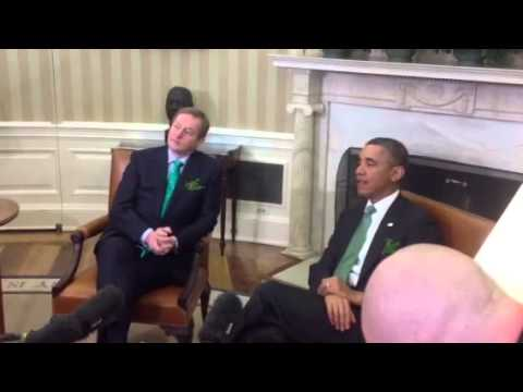 Obama Kenny The Oval Office