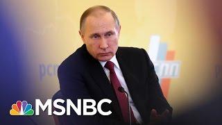 Vladimir Putin Ranks At Top Of