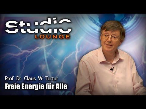 Freie Energie für alle Menschen - Prof. Claus Turtur