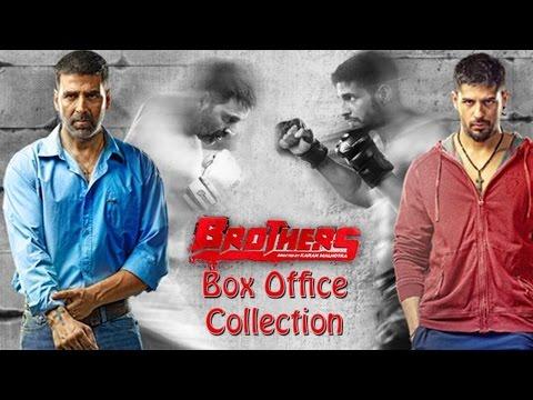 #Brothers - Box Office Update | Akshay Kumar, Sidharth Malhotra | Hindi Film Bollywood Movie News