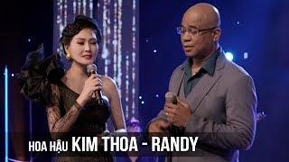 NẾU CHÚNG MÌNH CÁCH TRỞ - KIM THOA ft. RANDY | Bolero Song Ca Nam Nữ Đặc Biệt Hay MV HD