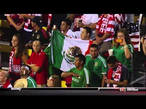 The Mexican National Anthem From The Usa V Mexico Game On 9 10 13 video