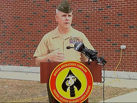 Marines Killed in Helicopter Crash 'very Close'