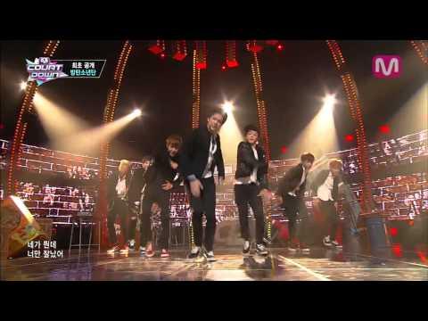 방탄소년단_상남자 (Boy In Luv By BTS Of M COUNTDOWN 2014.2.13)