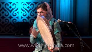 An evening of femininity and spirituality with the Sufi ensemble group in Delhi