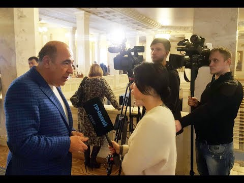 Рабинович: Депутаты этой Рады бессовестно воруют у всей страны миллиарды!