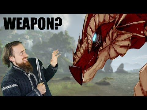 The Best Weapon Against Giant Monsters?