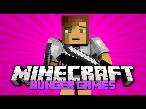 Hunger Games on CaptainSparklez's NEW SERVER!: ARMADACRAFT :D