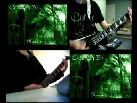 Silent Night Bodom Night - Children Of Bodom - (Collab) Cover - (Auminist&Bodomguitar91)
