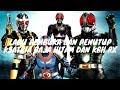 Lagu Pembuka Dan Penutup Ksatria Baja Hitam Dan KBH RX, Nostalgia 90 An
