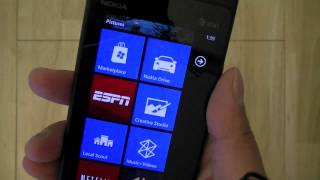AT&T Nokia Lumia 900 4G LTE Windows Phone Review