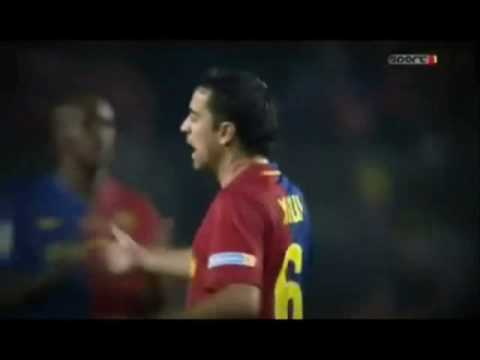 Xavi Hernández....The King
