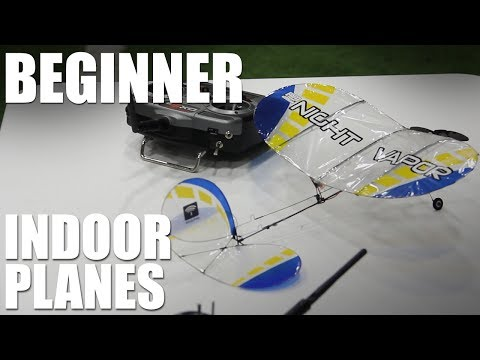 Flite Test - Beginner Indoor Planes - REVIEW
