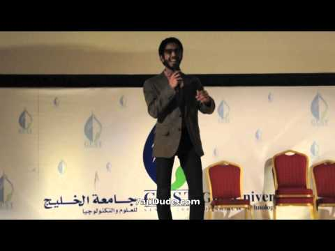Viva`s Stand UP Comedy @ GUST Kuwait 2